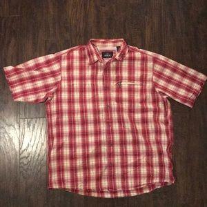 RedHead Button Down Shirt